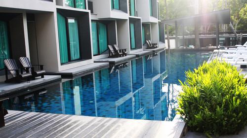 沙美岛5晚7日游 天津直飞,曼谷2晚国五,1晚沙美岛泳池度假酒店,