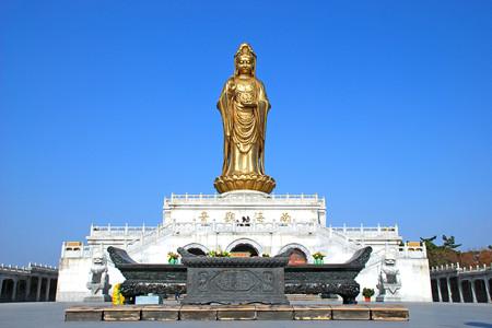 <普陀山2日游>入住普陀山,游遍三大寺庙,祈福之旅