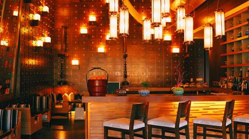 丽江酒吧装修风格图片