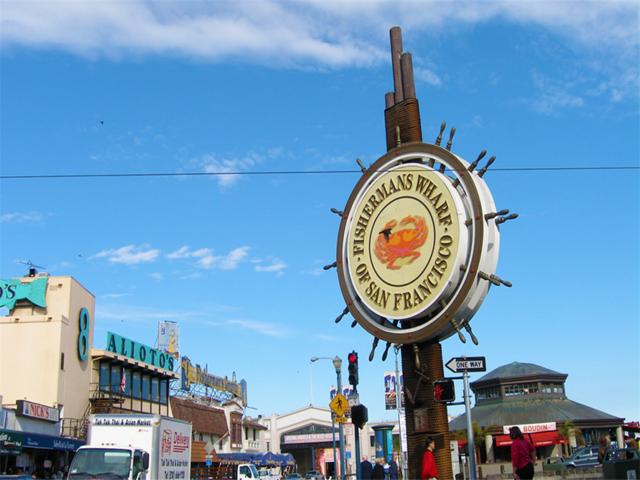 【中文包车 异国风情】旧金山-恶魔岛+渔人码头+联合广场+卡斯特罗街包车一日游