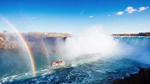 美国东海岸-大瀑布10-11日
