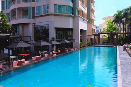 曼谷 芭提雅 沙美岛5晚6日游 一晚沙美岛,一晚曼谷国五酒店,76层