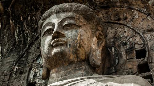 龙门石窟的#旅图换旅费# #名胜古迹#
