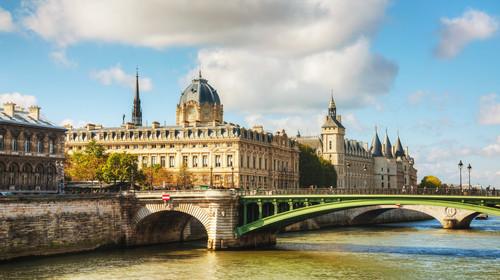巴黎圣母桥