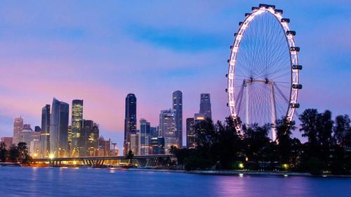 新加坡摩天轮