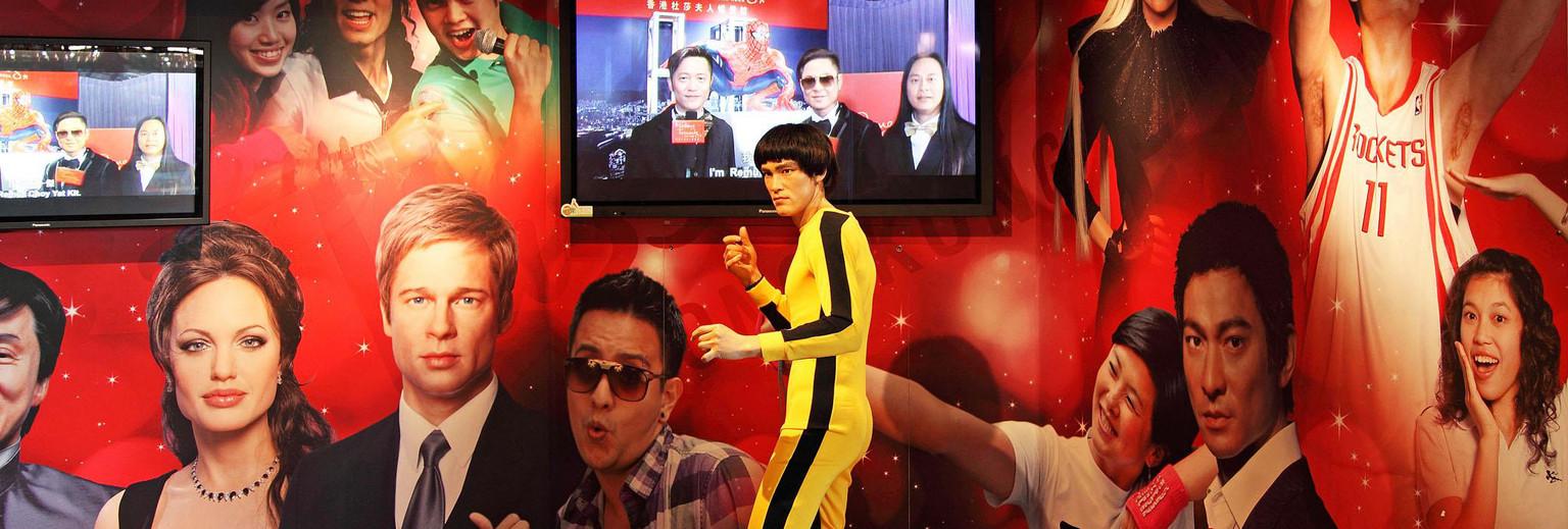 香港杜莎夫人蜡像