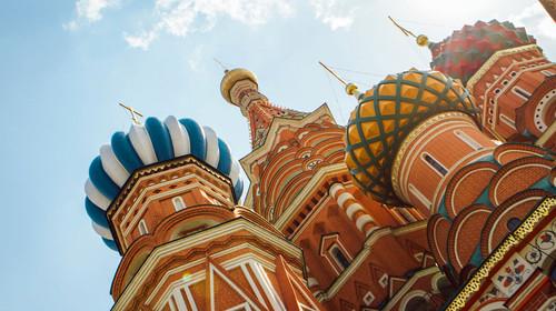 莫斯科+圣彼得堡+新西伯利