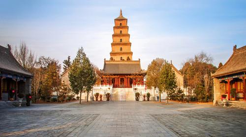 西安兵马俑-华清池-大雁塔-明城墙-小吃一条街双卧4日游>漫步历史