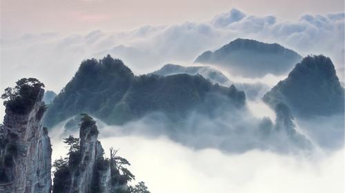 张家界-黄龙洞-森林公园-天门山高铁5日游