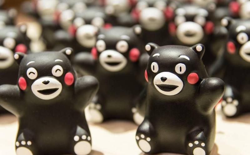 彩泥手工制作熊本