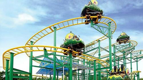 常州中华恐龙园2日游>尽享恐龙园的奇妙之旅,含恐龙园2次入园门票