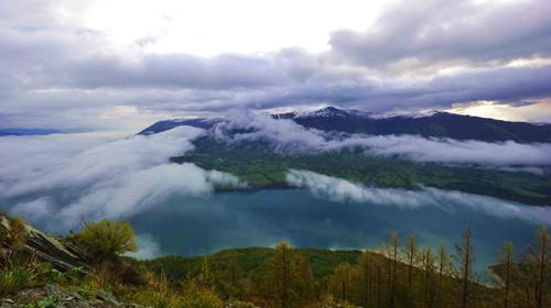 新疆天山天池-喀纳斯-禾木