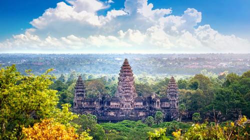 [端午]柬埔寨机票+当地5或