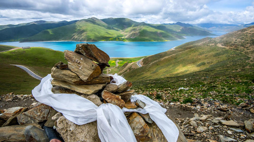 西藏昌都县邦达草原