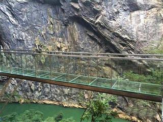 <清远古龙峡全程漂流-洞天仙境-摩天轮2日游>错峰漂流,畅游玻璃桥,赏英西峰林