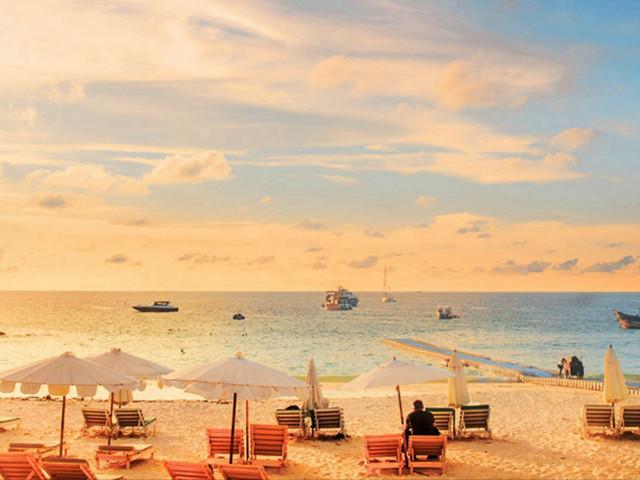 泰国曼谷 芭提雅 普吉6晚8日游 上海直飞含领队,0购物,4晚五星酒店,2晚巴东海边酒店,日游沙美岛,快艇蓝钻珊瑚岛,逛网红夜市,骑大象,观人妖秀 上海 出发 途牛