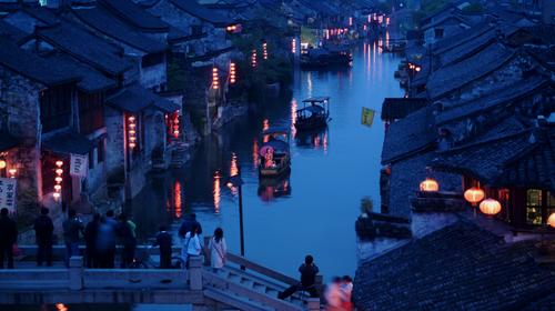[国庆] 华东五市-苏州-上海-杭州宋城主题公园-乌镇西栅-西塘双高5图片