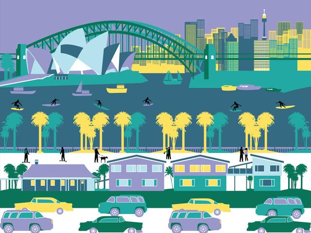 <澳大利亚悉尼中央车站酒店3晚>近市中心,交通方便,性价比之选,搭配歌剧院探索之旅,中文专车接机