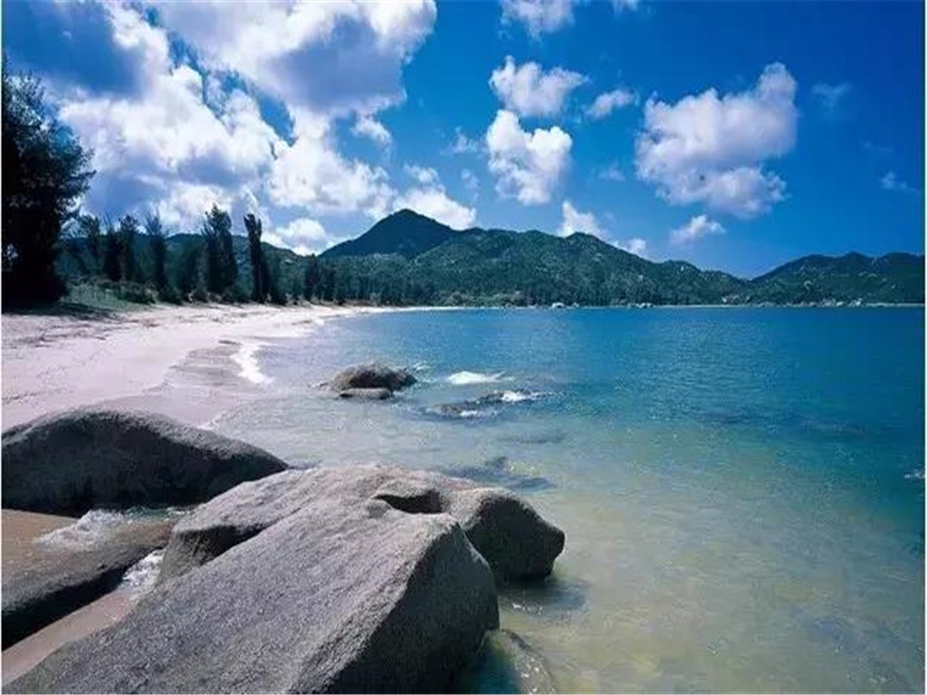 惠州亚婆角-融创海湾半岛豪派特海景度假2日游>入住海景房,畅游私人