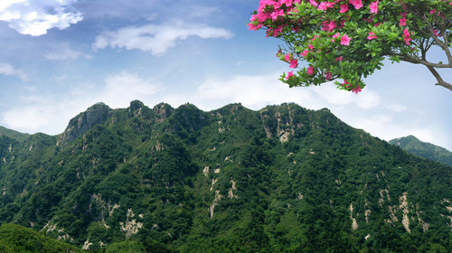 七峰山1日游>风景优美