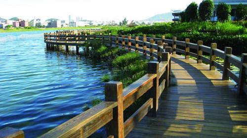 五缘湾生态湿地公园