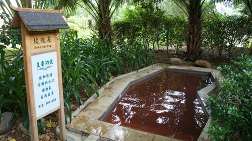 观景小水池设计