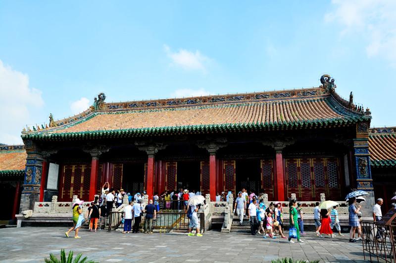 2天1晚,沈阳玩法,感受盛京皇城的历史味儿图片