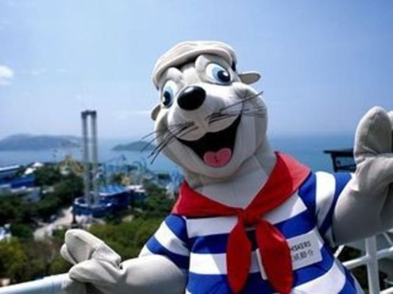 香港稀有动物图片