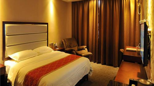 金水湾国际大酒店大床房