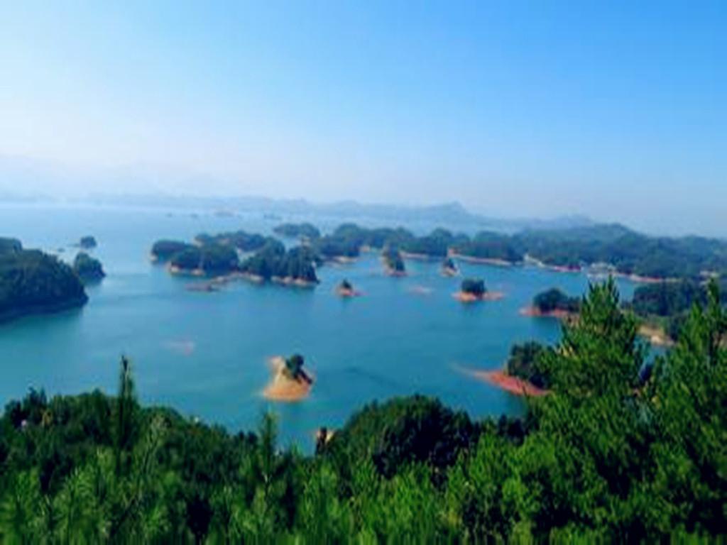 第二天含选畅游天下第一秀水-千岛湖中心湖区--【千旅之星】游中心湖