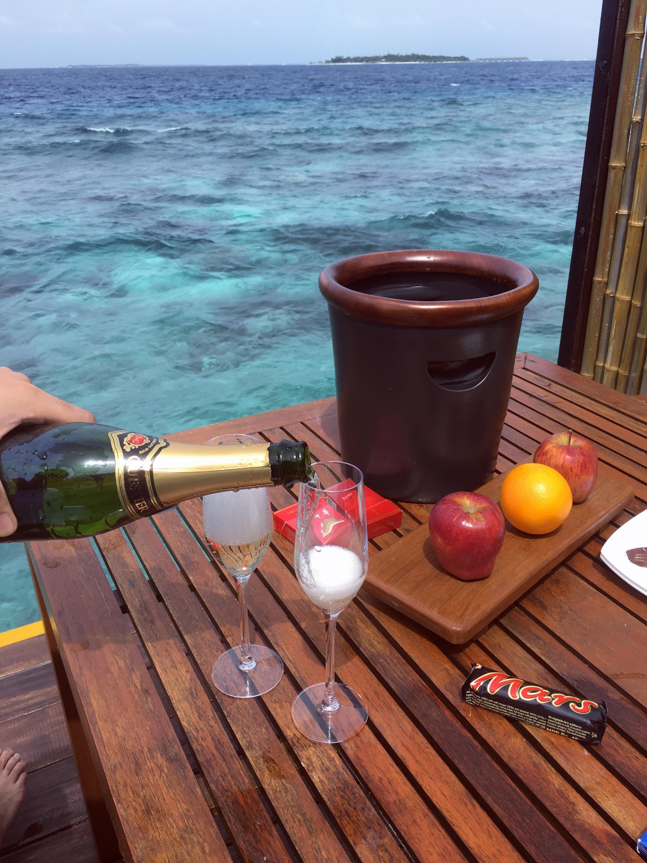 马尔代夫瓦度岛vadoo4晚6日自助游>北京出发