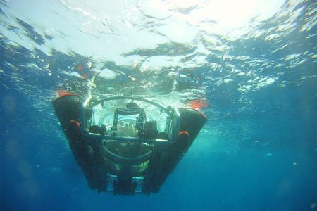 海底观光器
