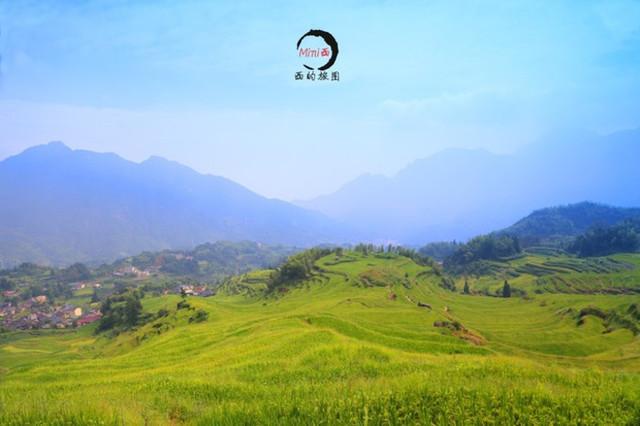 西的旅图之遇见最美的丽水 仙都 云和梯田 古堰画乡 荷花村