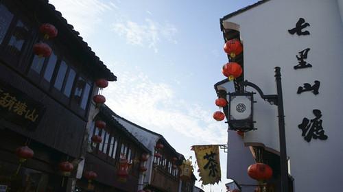 苏州拙政园-狮子林-寒山寺-山塘街-水上游-虎丘高铁2