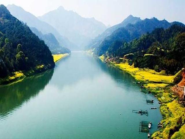 黄山-新安江山水画廊-歙县古城3日游>春季踏青,体验徽式建筑,游醉美