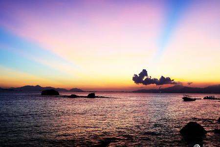 <惠州巽寮湾六悦海世界度假酒店2天游>往返巴士、浪漫海景、宿高级海景双床房