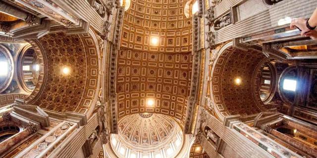 免排队:梵蒂冈博物馆及西斯廷教堂门票>