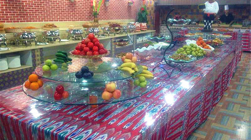 30平米水果店裝修圖片
