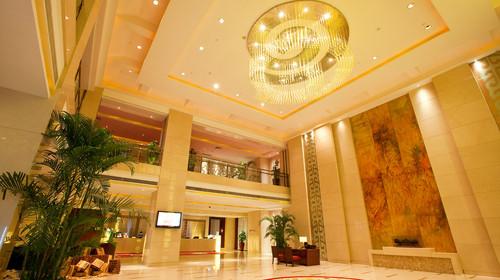 石泉珍珠泉大酒店预订价格_电话地址位置_安康【去哪儿酒店】