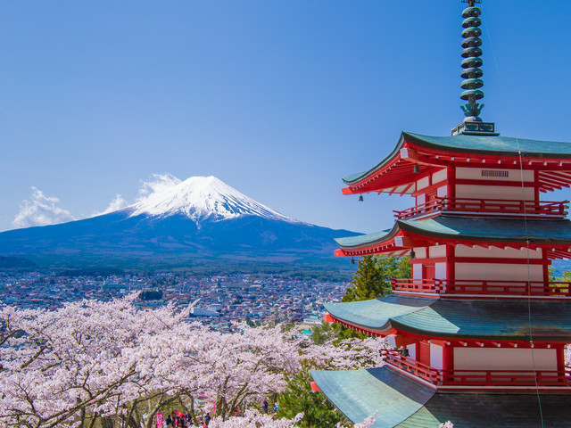 【JR PASS】<富士山靜岡地區鐵路3日周游券MINI>挑戰日本富士山