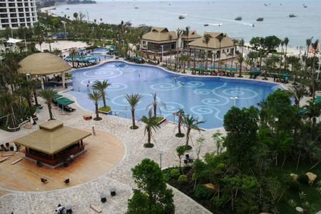 <惠州巽寮湾2日游>住海公园度假酒店海景房、大阳台景观、拥抱大海、周边多景点、巽寮湾中心地段,含旅游意外险