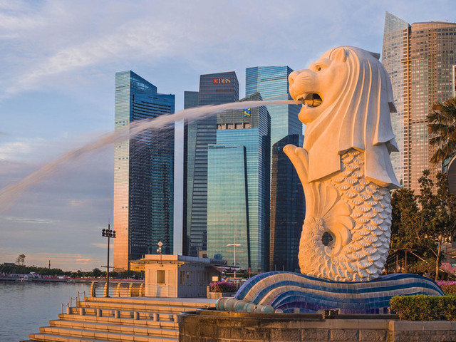 【畅游狮城】<新加坡市区+滨海湾花园+牛车水小印度半日游>拼车酒店接方便省心