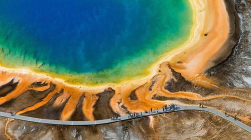 美国东西海岸大瀑布-黄石19日游