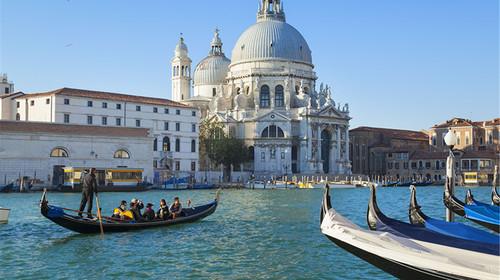 威尼斯圣玛利亚教堂1_副本