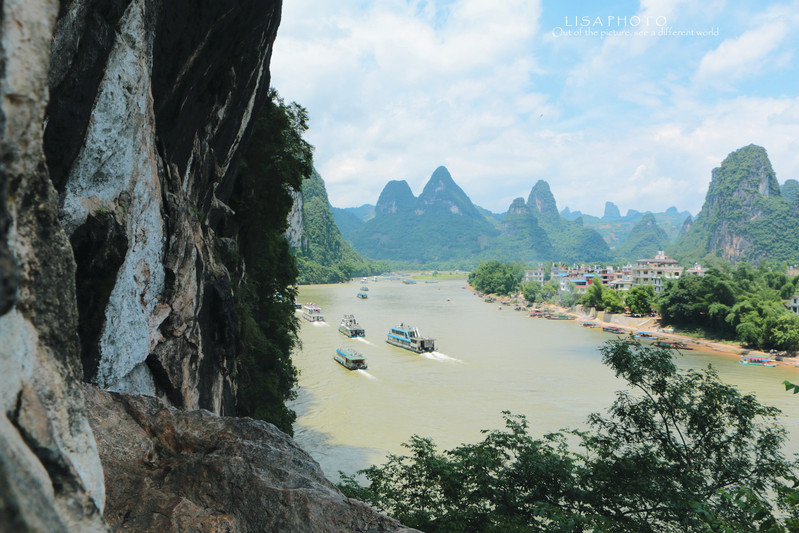 桂林 尋找徐悲鴻眼中最美的風景