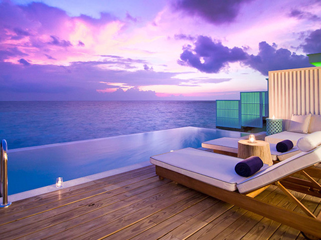 <马尔代夫阿米拉岛AmillaFushi4晚单酒店>奢华岛屿,设施一流,私人泳池,免费WIFI