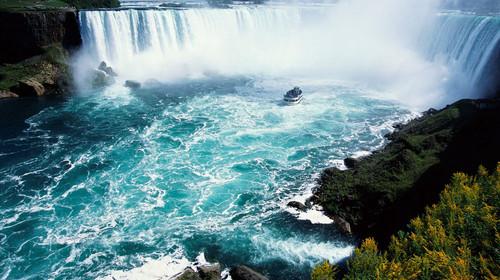 加拿大 尼亚加拉大瀑布