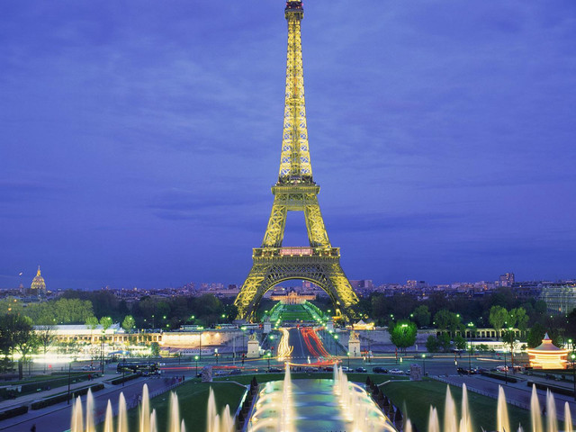 <巴黎一地6晚8日自由行>往返直飞,法国karavel优选酒店,时尚之都深度行走