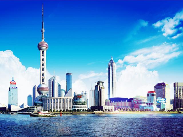 上海东方明珠 夜游黄浦江1日游>登东方明珠 在清游江