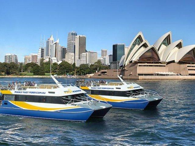 <塔龙加动物园门票+悉尼海港随上随下观光游船>